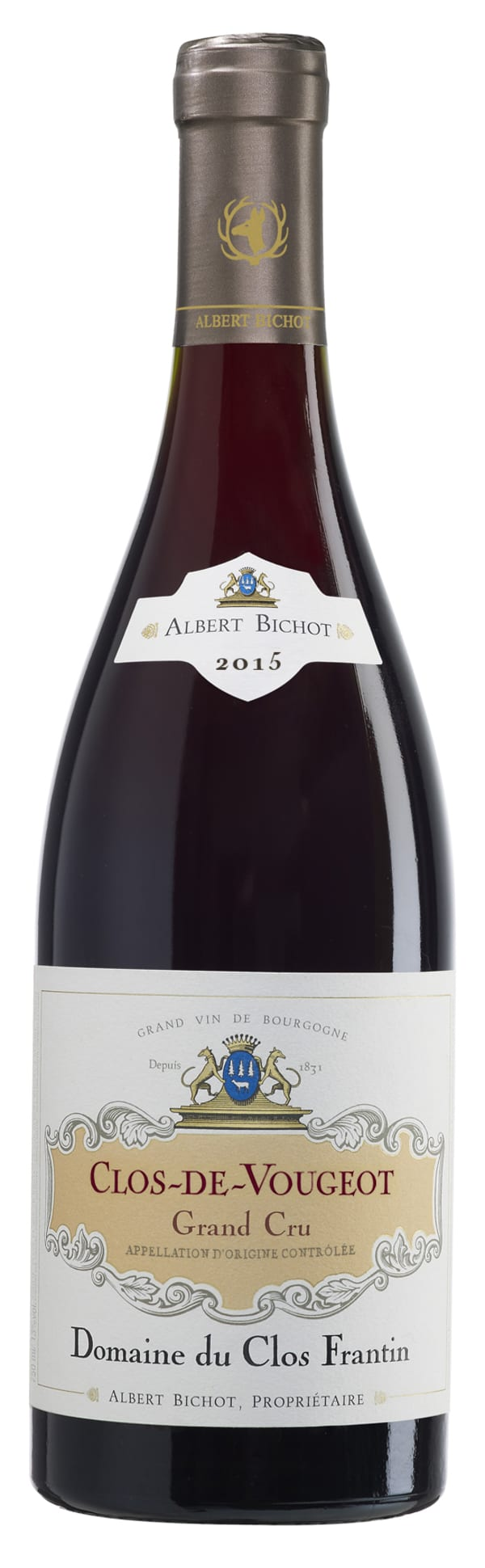 Albert Bichot Domaine du Clos Frantin Clos-de-Vougeot Grand Cru 2015