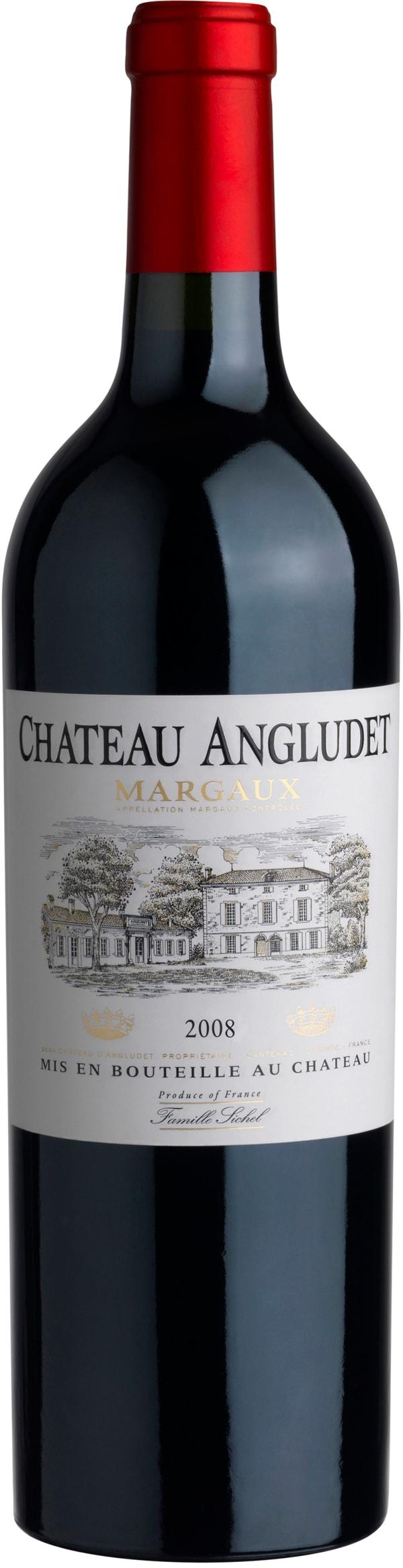 Château Angludet 2008