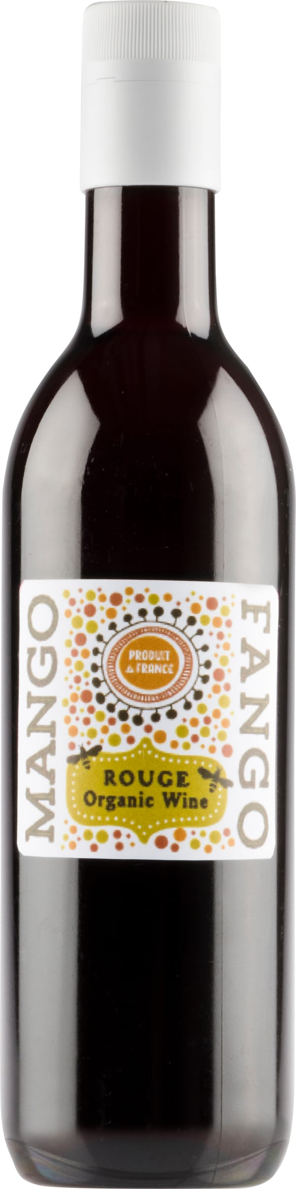 Mango Fango Grenache Shiraz Organic 2017 plastic bottle