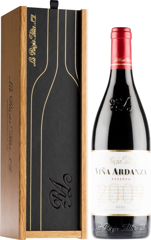 La Rioja Alta Viña Ardanza Reserva 2009