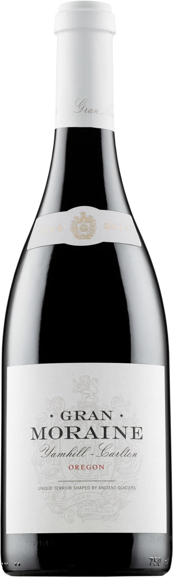 Gran Moraine Yamhill Carlton Pinot Noir 2014