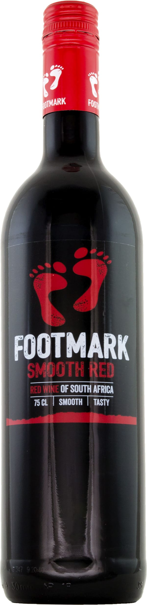 Footmark Smooth Red 2019