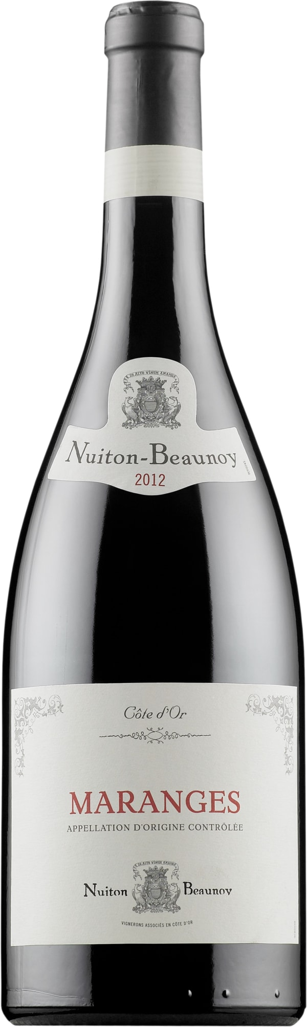 Nuiton-Beaunoy Maranges 2014