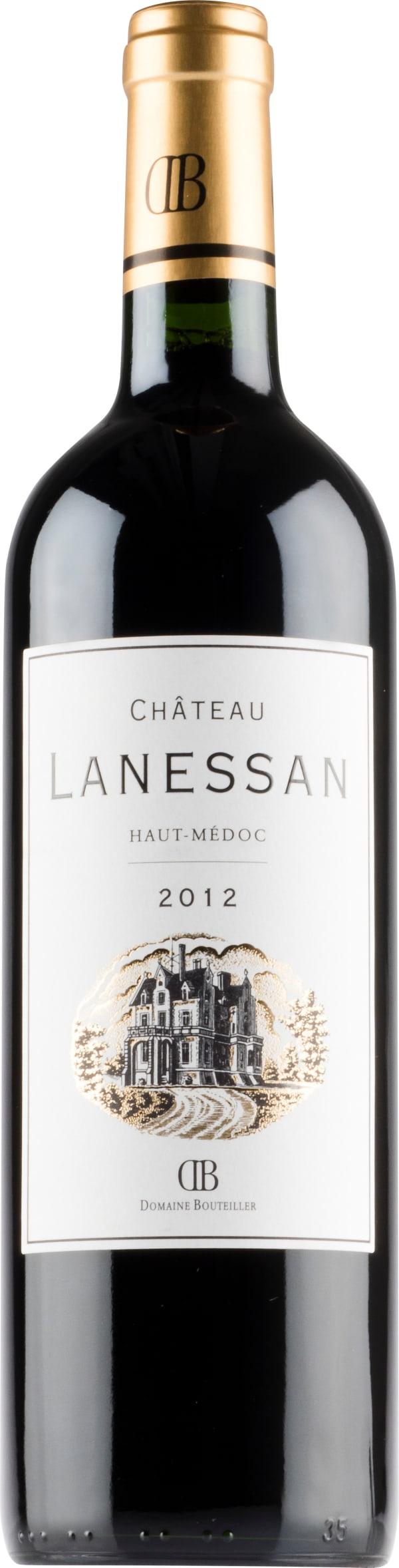Château Lanessan 2012