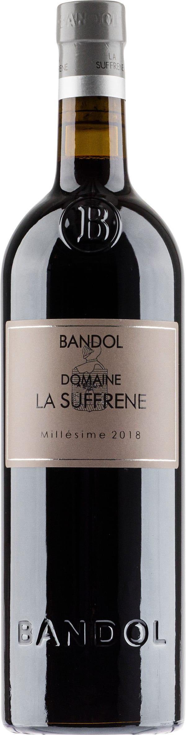Domaine La Suffrene Bandol 2018