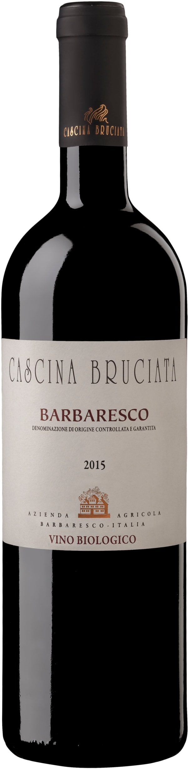 Cascina Bruciata Barbaresco 2015