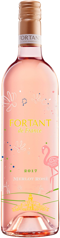 Fortant de France Merlot Rosé 2018