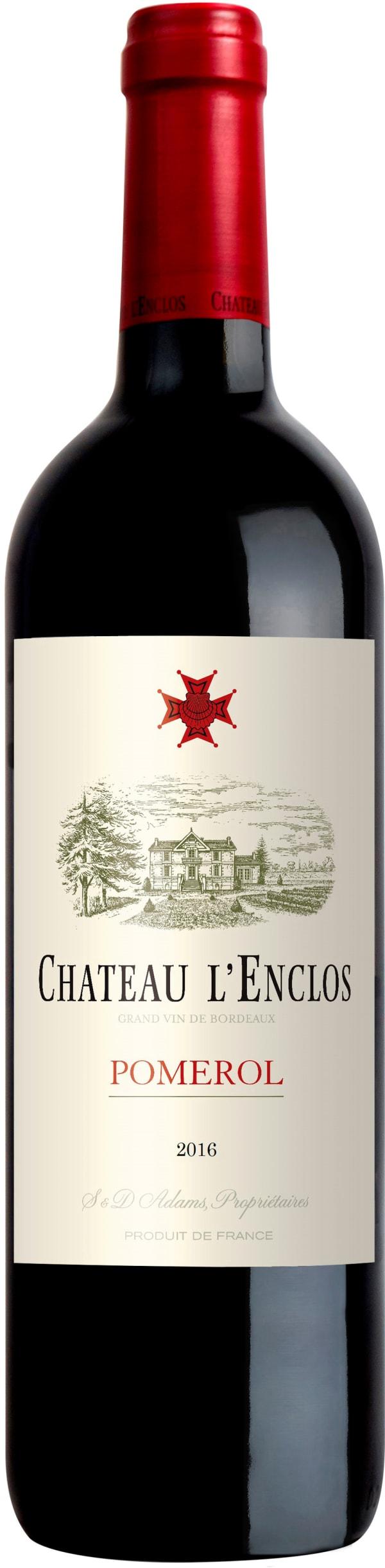 Château L'Enclos 2016