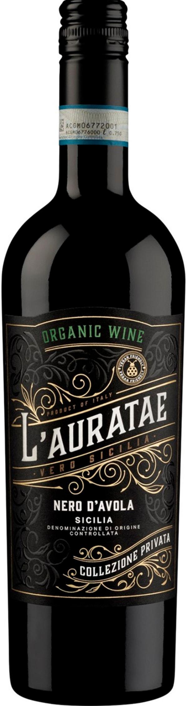 L'Auratae Nero d'Avola 2017
