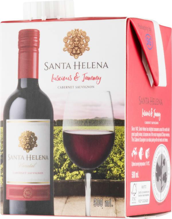 Santa Helena Cabernet Sauvignon 2018 kartongförpackning