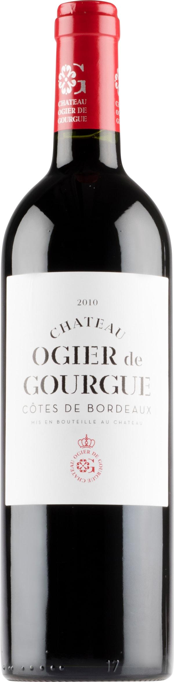 Château Ogier de Gourgue 2010