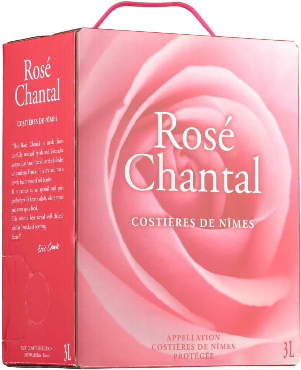Rosé Chantal bag-in-box