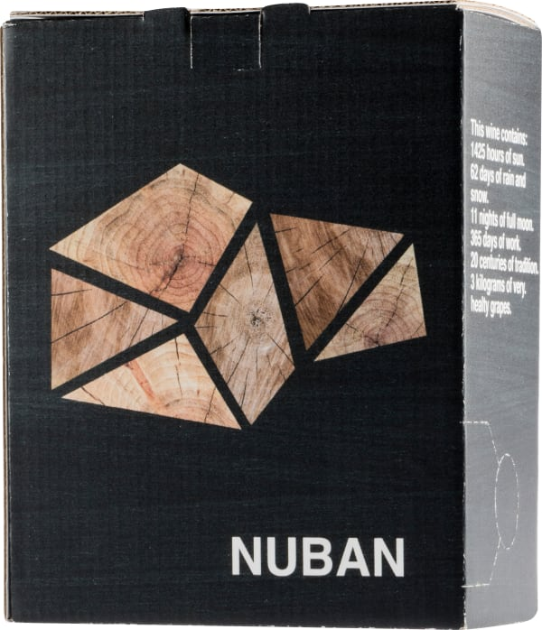 Nuban 2017 bag-in-box