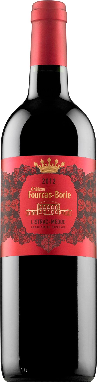 Château Fourcas-Borie 2012