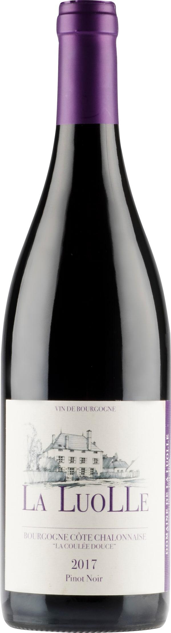 La Luolle La Coulée Douce Pinot Noir 2017