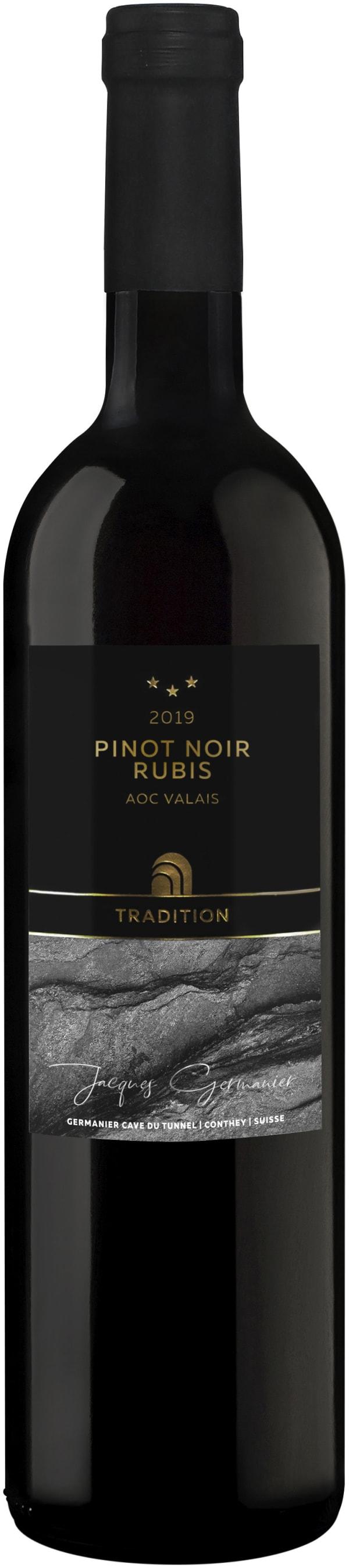 Germanier Pinot Noir Rubis 2019
