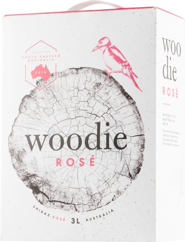 Woodie Rosé 2018 hanapakkaus