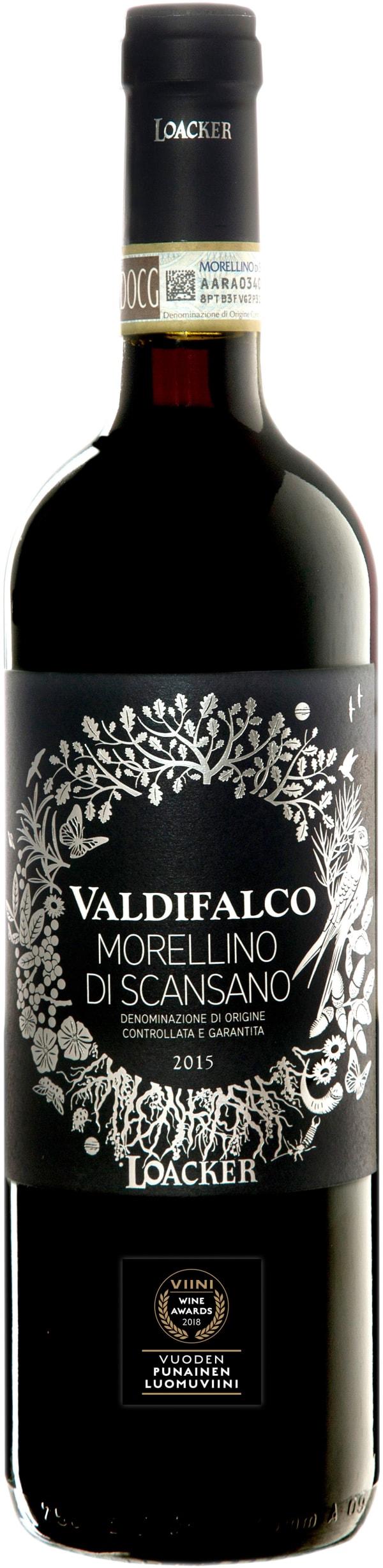 Valdifalco Morellino di Scansano 2015