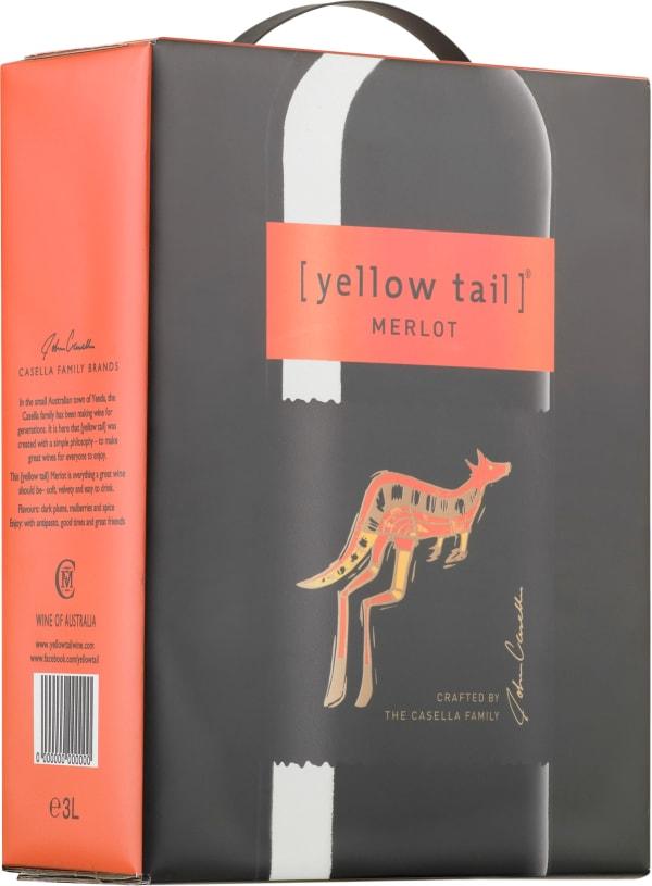 Yellow Tail Merlot 2016 hanapakkaus