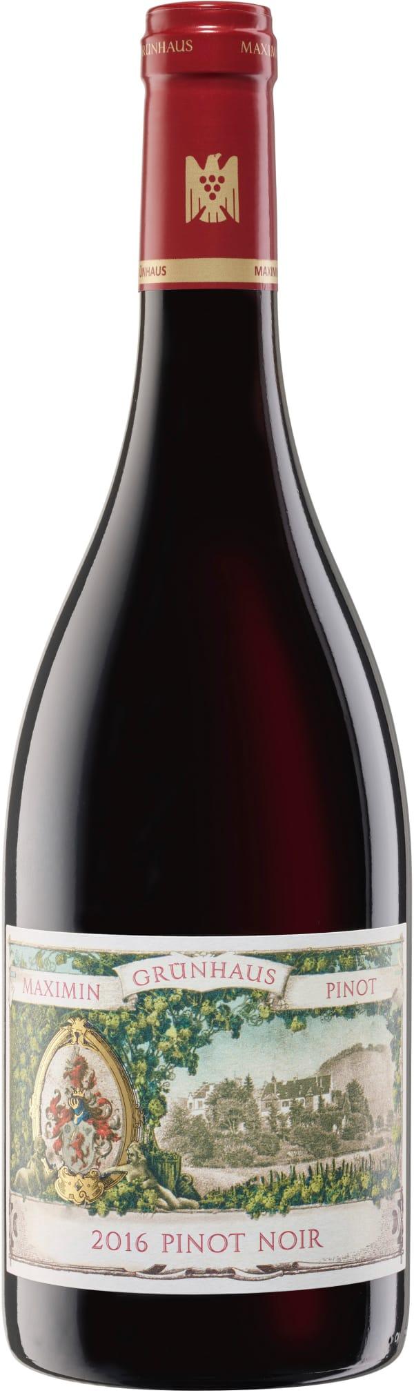 Maximin Grünhaus Pinot Noir 2016
