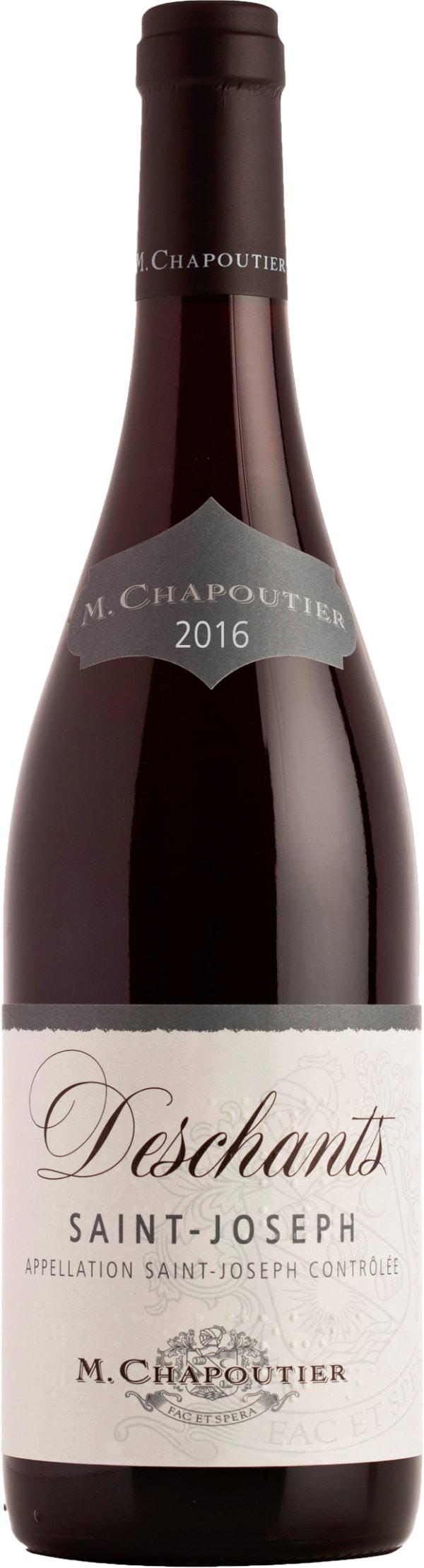 Chapoutier Deschants Saint Joseph 2016