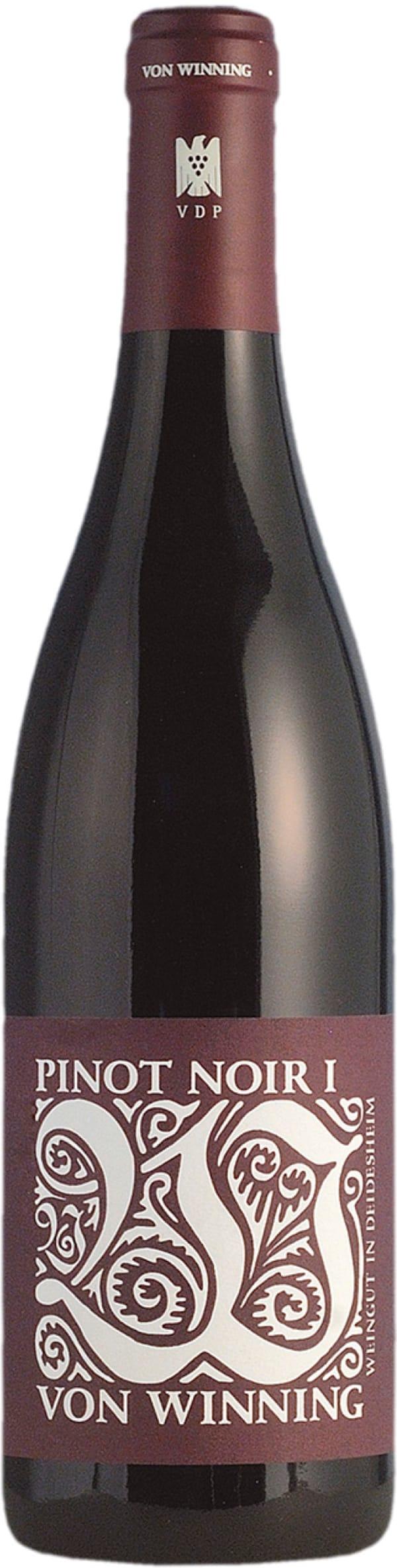 von Winning Pinot Noir I Trocken 2012
