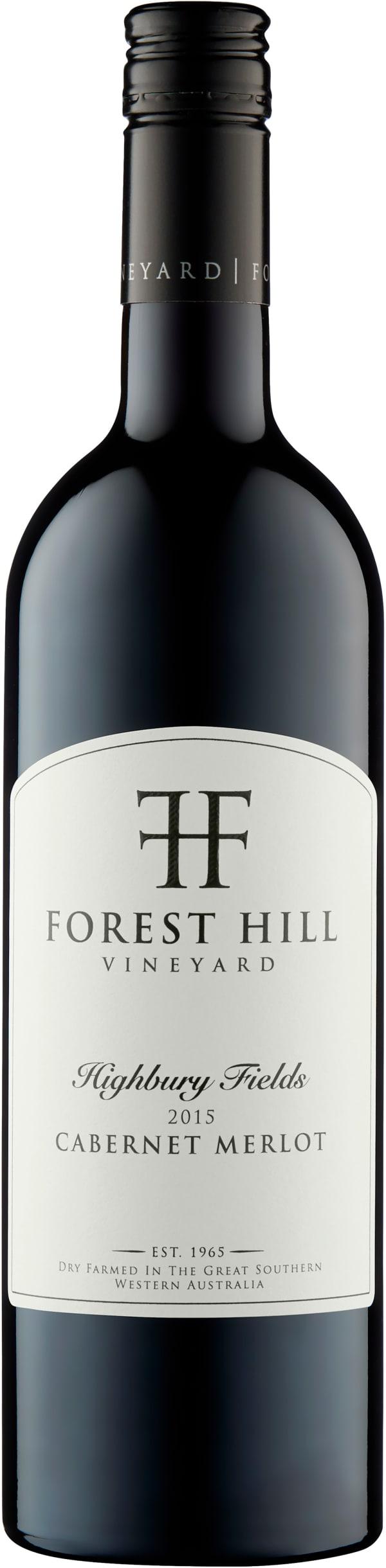 Forest Hill Highbury Fields Cabernet Merlot 2015