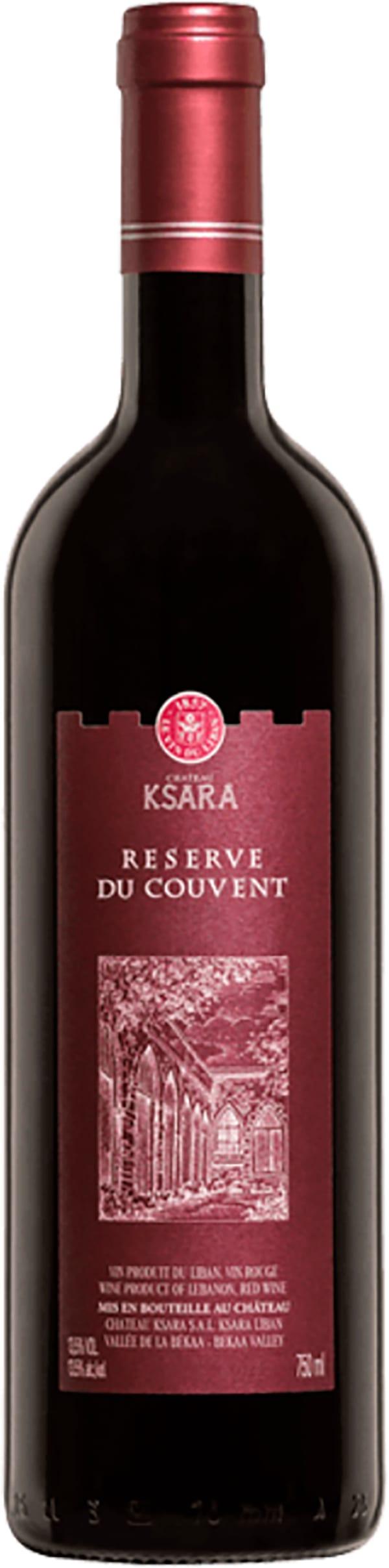 Château Ksara Reserve du Couvent 2018