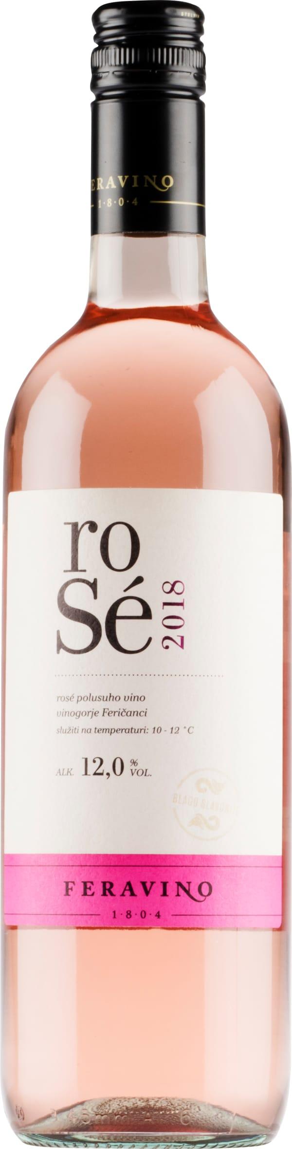 Feravino Classic Rosé 2018