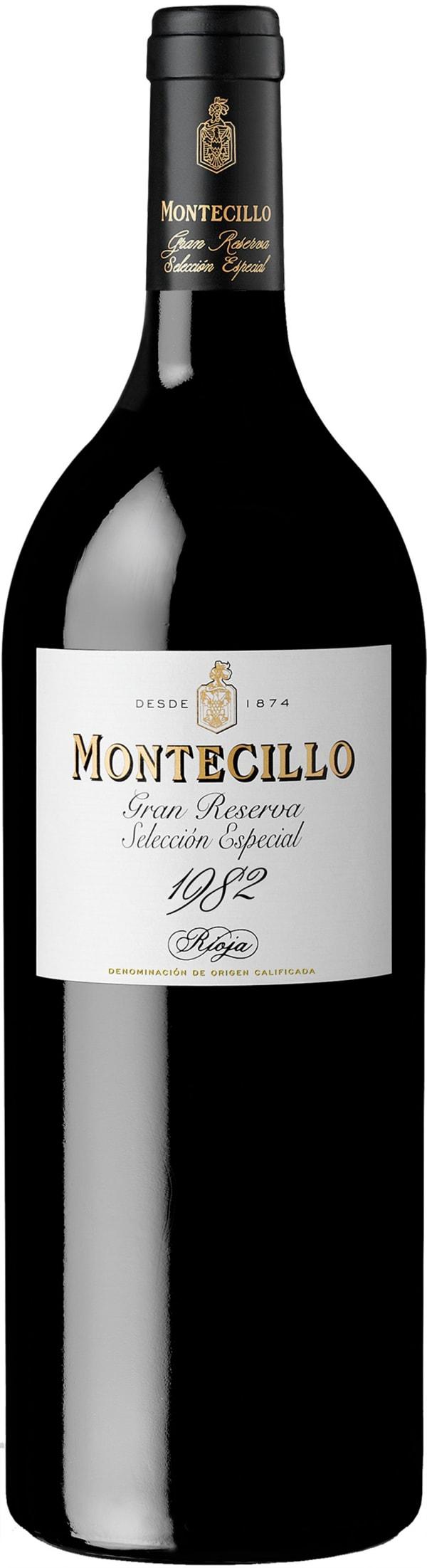 Montecillo Gran Reserva Selección Especial  1982