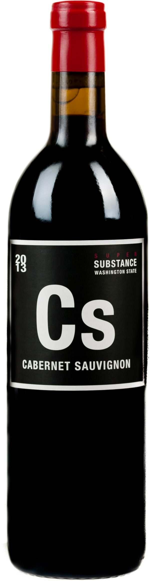 Wines of Substance Super Substance Stoneridge Vineyard Cabernet Sauvignon 2013
