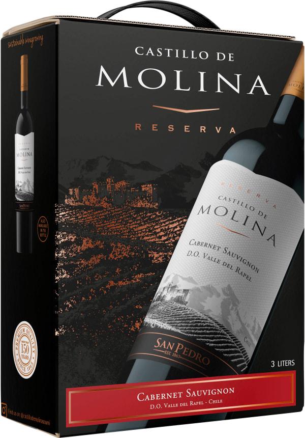 Castillo de Molina Reserva Cabernet Sauvignon 2018 lådvin