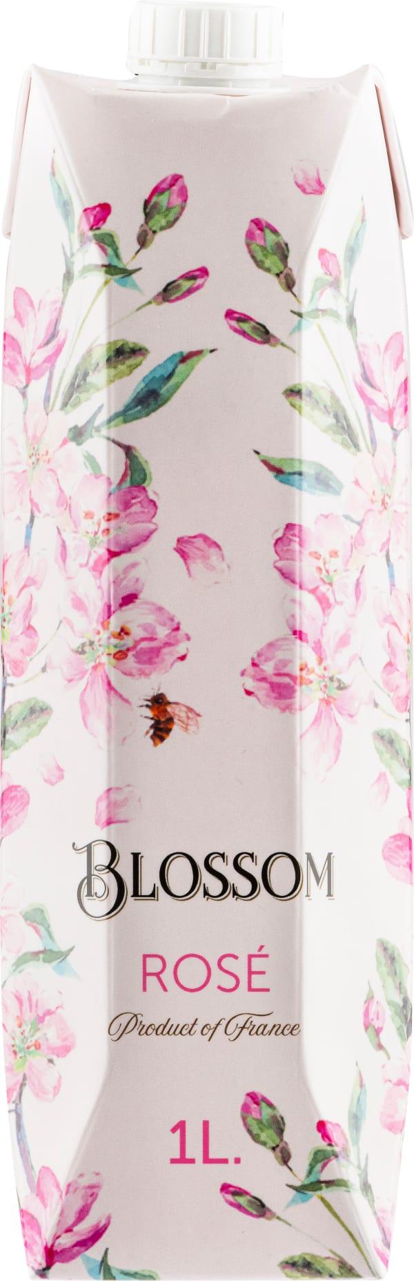 Blossom Rosé 2020 carton package