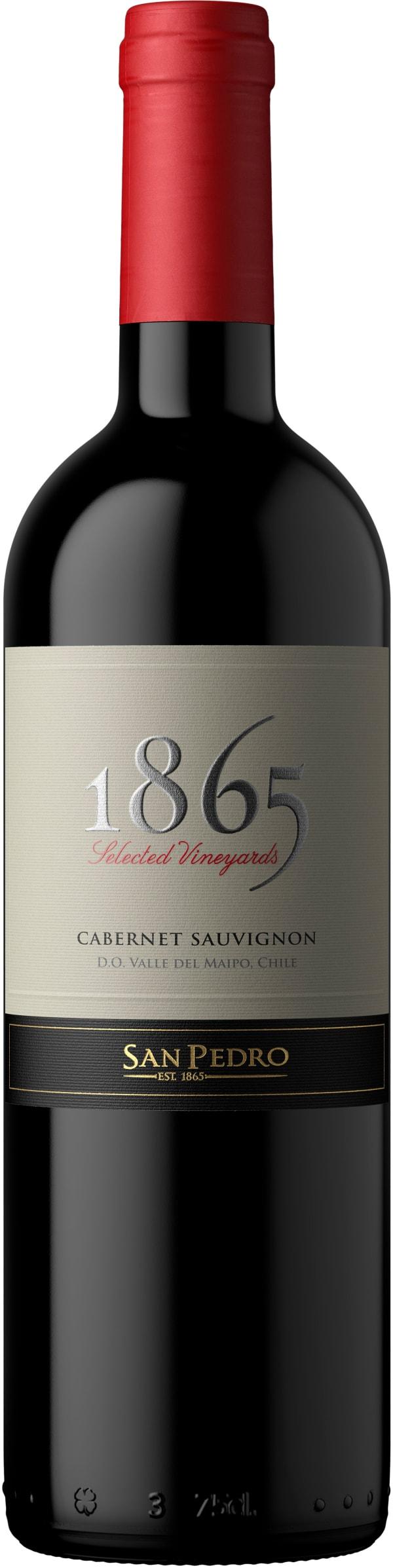 1865 Single Vineyard Cabernet Sauvignon 2015