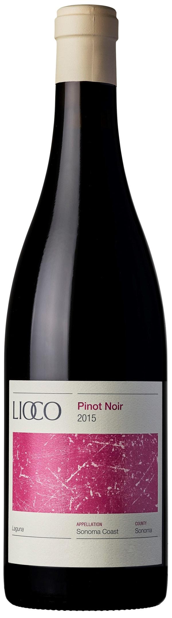 Lioco Laguna Pinot Noir 2015