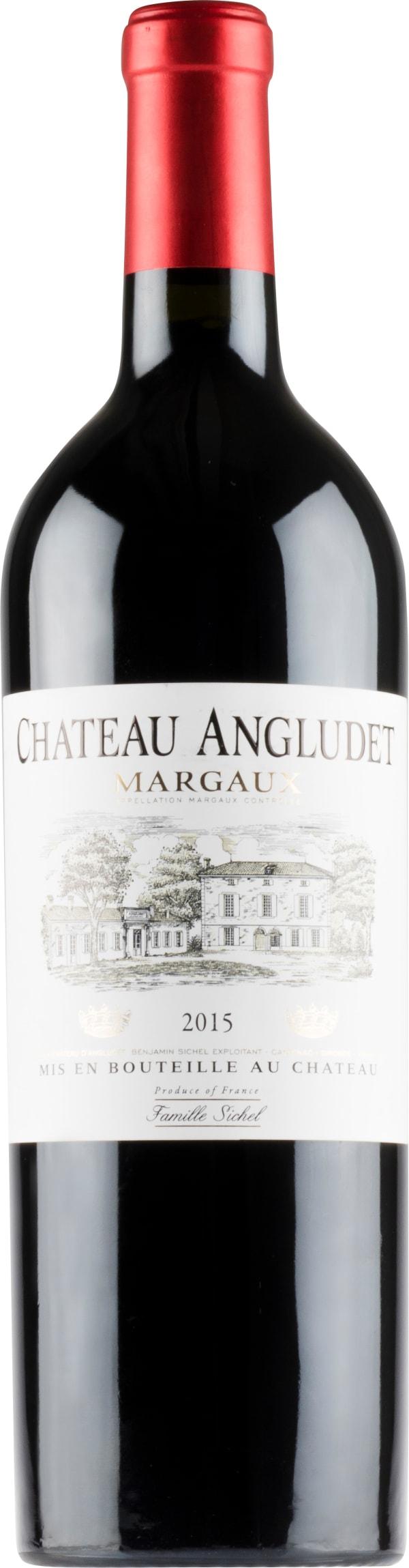 Château Angludet 2015