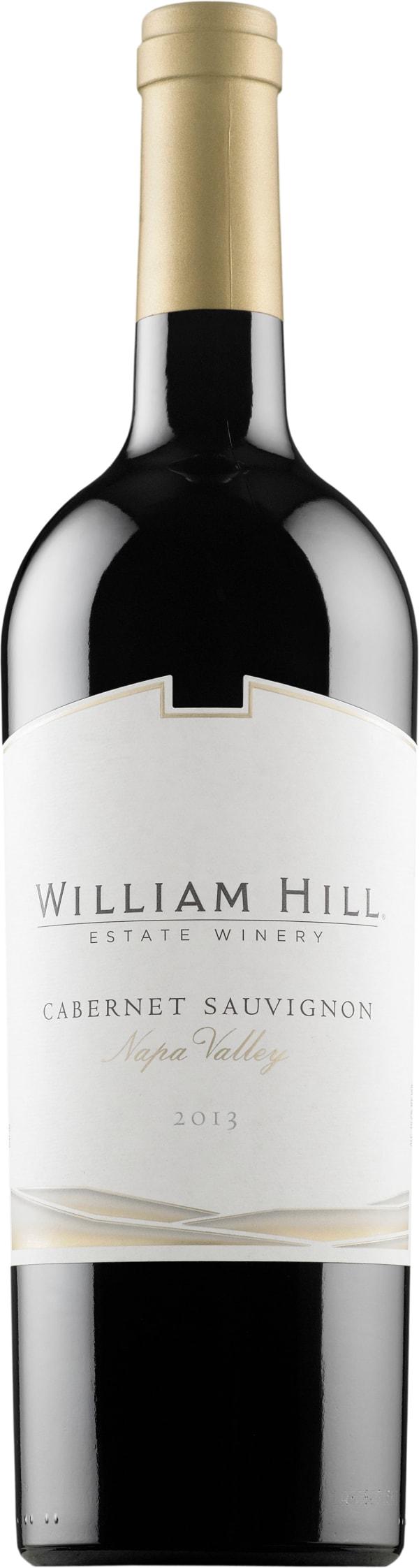 William Hill Napa Valley Cabernet Sauvignon 2013