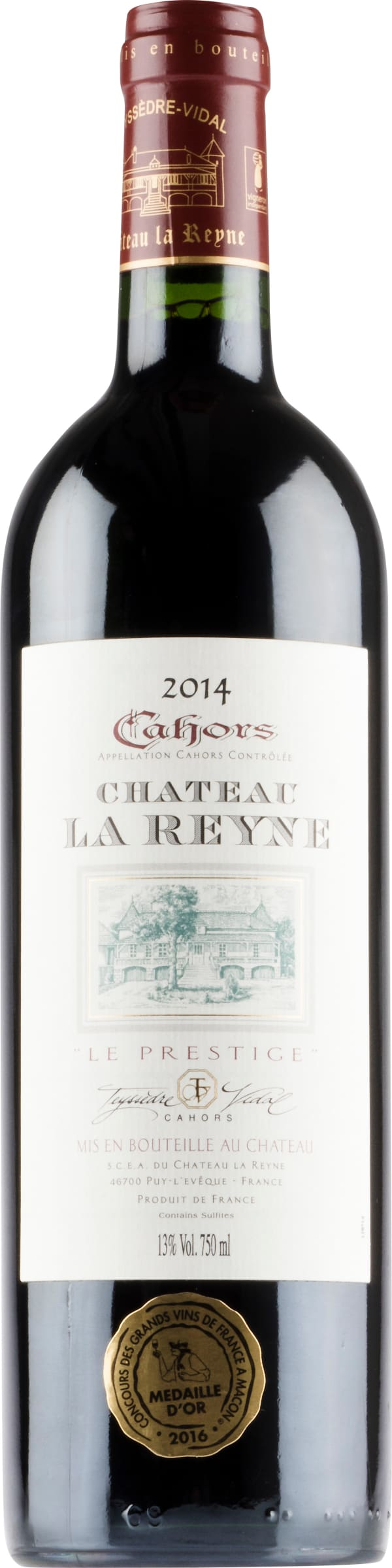 Château la Reyne Le Prestige 2014