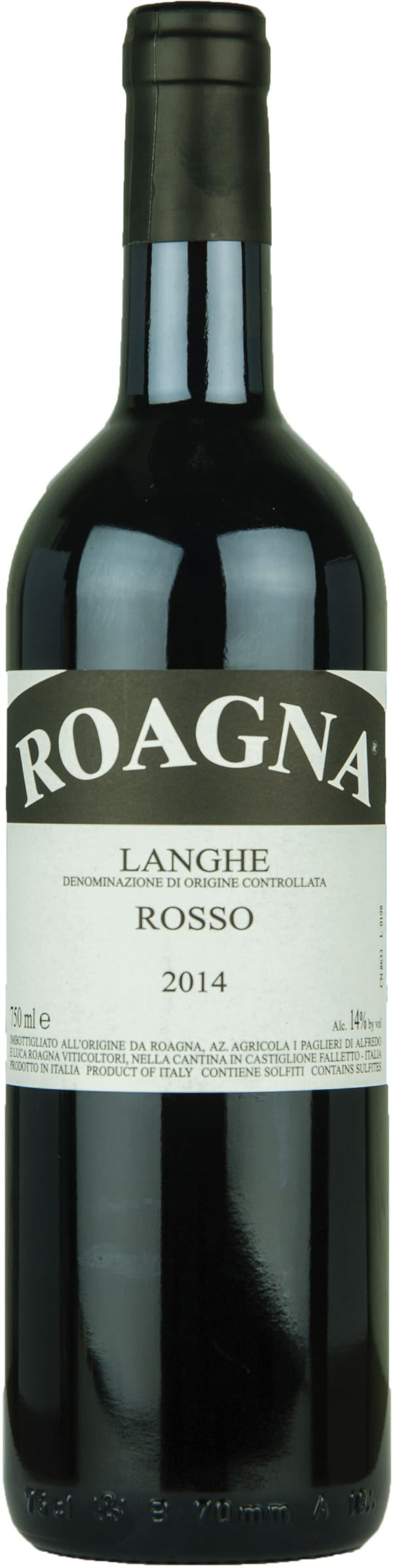 Roagna Langhe Rosso 2014