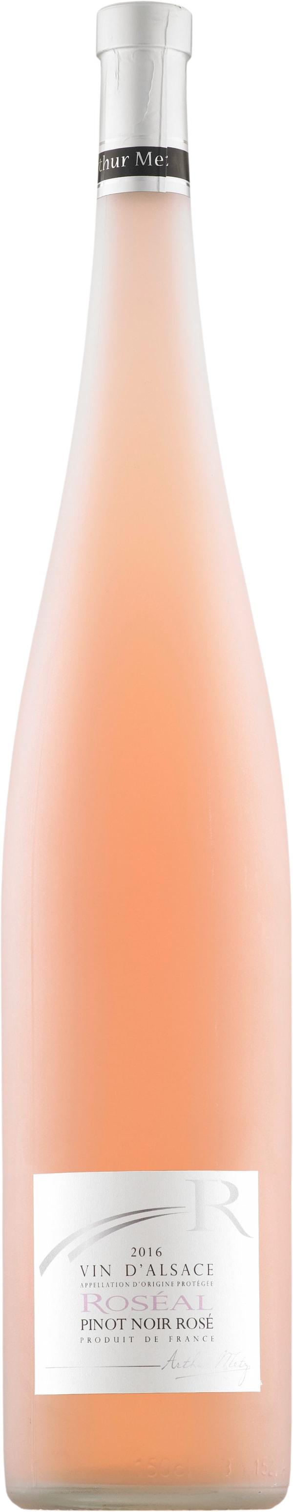 Arthur Metz Roseal Pinot Noir Rosé 2016