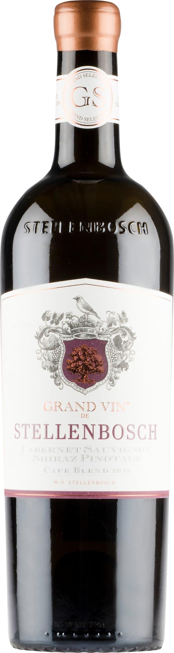 Grand Vin de Stellenbosch Cape Blend 2019