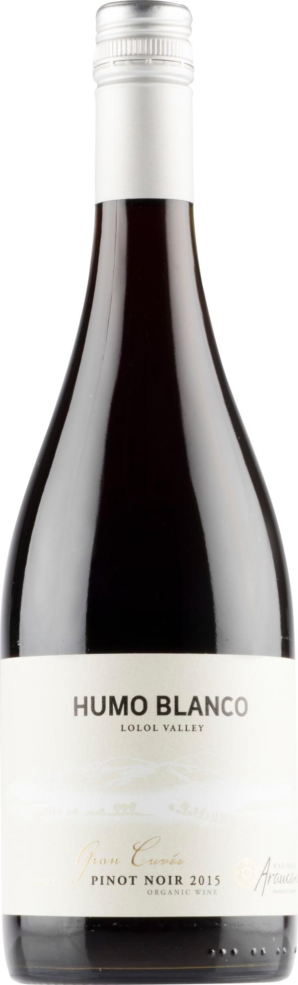 Humo Blanco Grand Cuvée Pinot Noir Organic 2015