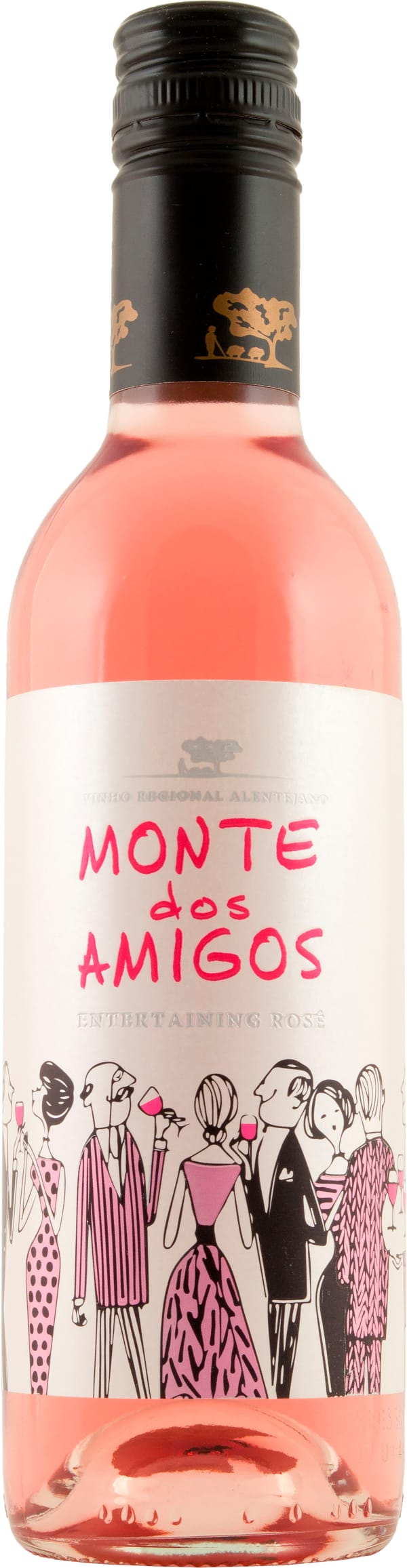 Monte dos Amigos Rosé 2018