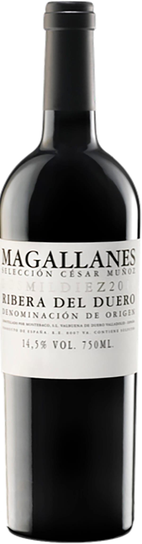 Magallanes Selección César Muñoz 2016
