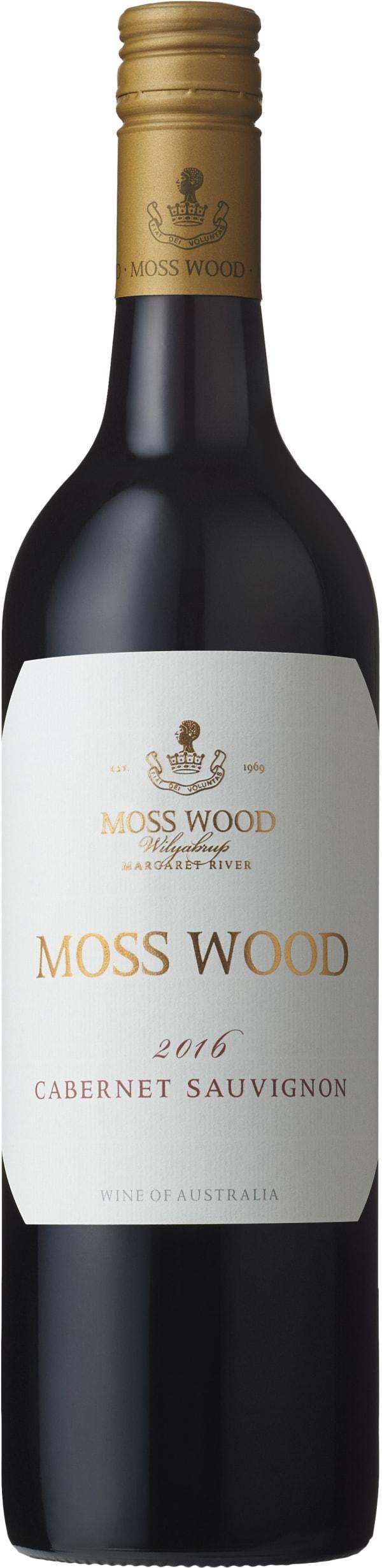 Moss Wood Cabernet Sauvignon 2016