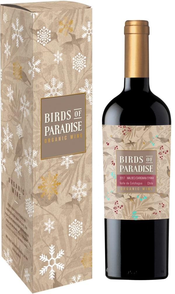 Birds of Paradise Organic 2016 lahjapakkaus