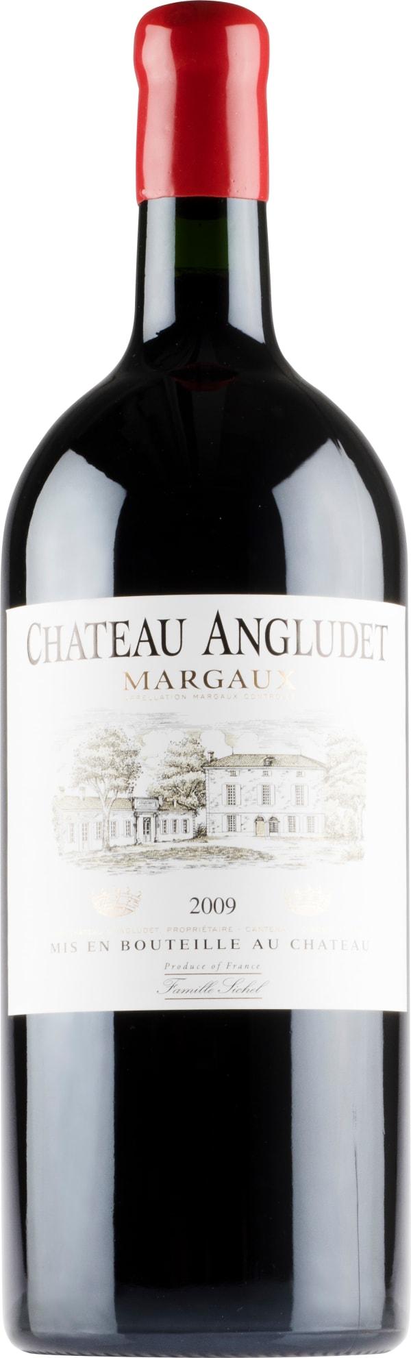 Château Angludet 2009