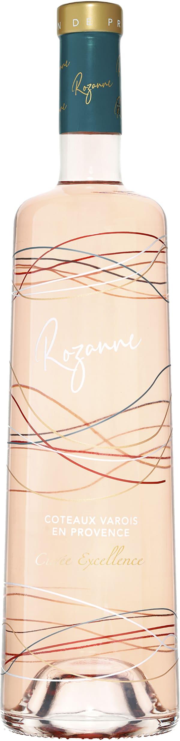 Rozanne Cuvée Excellence Rosé 2020