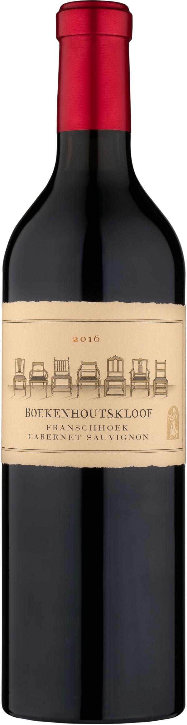 Boekenhoutskloof Franschhoek Cabernet Sauvignon 2016