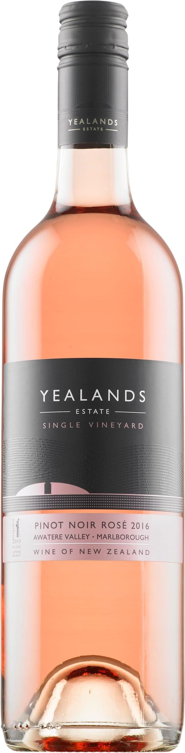 Yealands Estate Single Vineyard Pinot Noir Rosé 2017